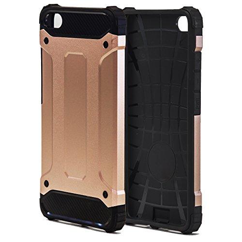 7.99 Cover Antiurto per Xiaomi Mi 5s | Rosa | Lati Rinforzati e Fondo Rigido