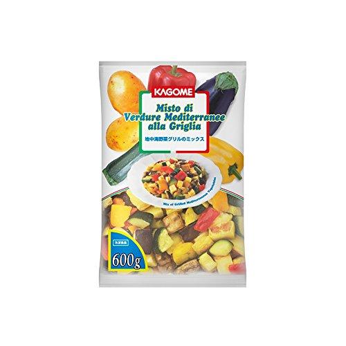 カゴメ 地中海野菜グリルのミックス 600g