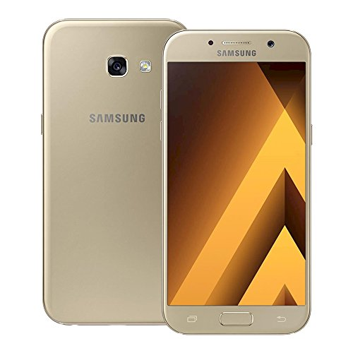 Samsung Galaxy A5 (2017) SM-A520F/DS 32GB Gold, Dual Sim, 5.2