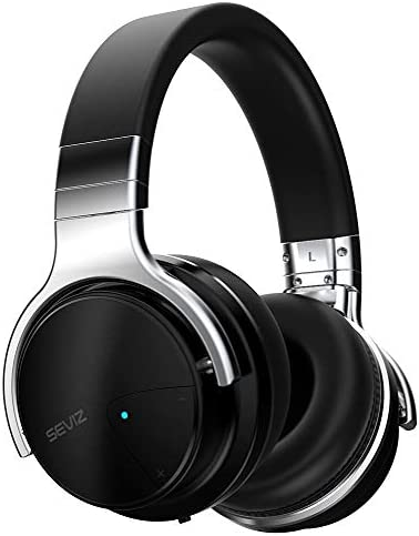 SEVIZ 10 Wireless Bluetooth Headphones 30 Hours The Best Sound and Powerful bass Noise canceling product image
