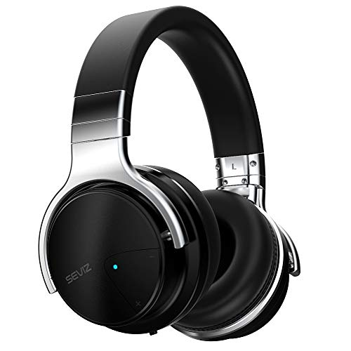 SEVIZ 10 Wireless Bluetooth Headphones, 30 Hours, The Best Sound and Powerful bass, Noise canceling,...