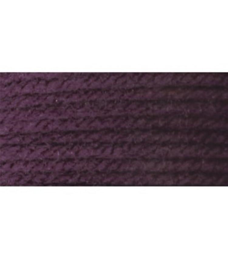 Caron Natura Yarn 16 Ounce/812 Yard, Deep Violet, Single Ball
