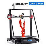 Creality CR-10 MAX 3D Printer with BL Touch Matrix Automatic Leveling, Touch Screen and Bondtech Extruder Gears Large...