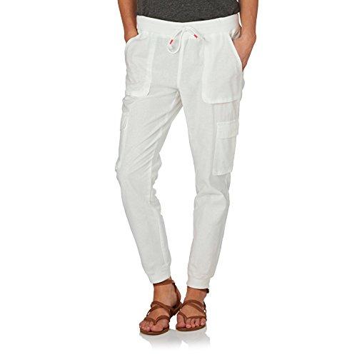 Protest Pantaloni con Tasconi Donna Sjimmie Seashell (XS, Bianco)