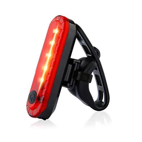 1 Pack Eye Rear Bike Tail Light For Mountain Bike Ultra Bright...