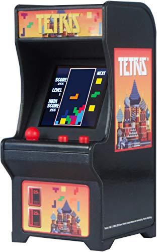 Super Impulse - Portachiavi Tiny Arcade Tetris, Multicolore (3829)