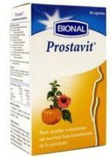 Prostavit 40 cápsulas de Bional