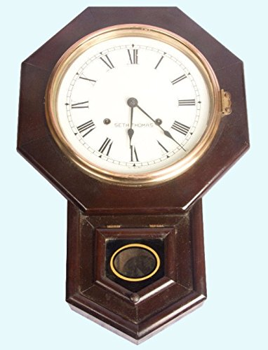 Seth Thomas Trademark Clock Winding Key Double End #6//0000