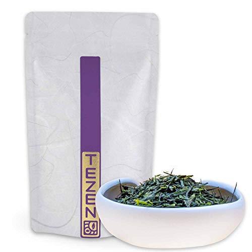 Sencha Tee der Frühlingssonne: Grüner Tee aus Japan | Hochwertiger japanischer Sencha Tee aus der Frühlingsernte (Shincha) 50g