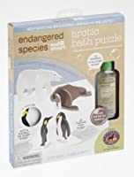 Endangered Species by Sud Smart Arctic Bath Puzzle by Endangered Species by Sud Smart [並行輸入品]