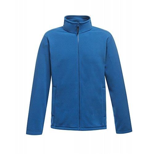Regatta Herren Micro Full Zip Fleece Jacke, Blue (Oxford), XXXX-Large (Size:4XL)