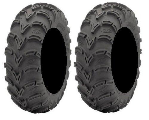 Pair of ITP Mud Lite (6ply) ATV Tires 23x8-11 (2)