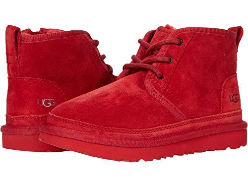 UGG K Neumel Ii Chukka, Samba Red, Size 6