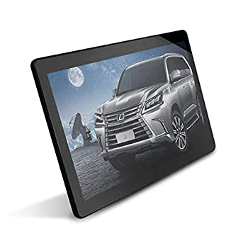 VENTRAY HOME 10.1  Car Headrest Video Player,Android Car Back Seat TV Monitors with Mounting Bracket,IPS Touch Screen Multimedia Monitor,Car TV for Kids,Support 1080P HD Video,WiFi,Bluetooth,TF/U-disk