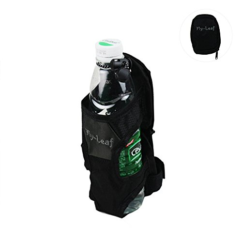 BETTERLE Portable Water Cup Bag, Outdoor Water Bottle Holder Carrier Pouch Belt Bag For Walking Hiking Cycling Sport Camping Running Travel, Can Hold The Folding Umbrella Water Bottle