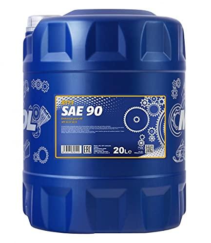 MANNOL 1 x 20 Liter, SAE 90 GL-1 Getriebeöl