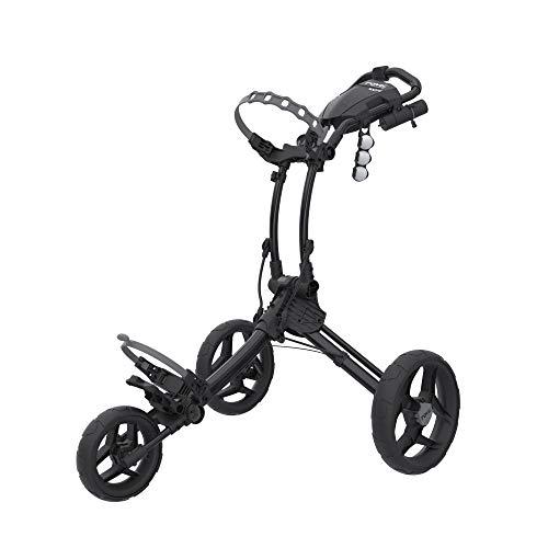 Rovic RV1C Chariot de Golf Mixte Charbon Taille Unique