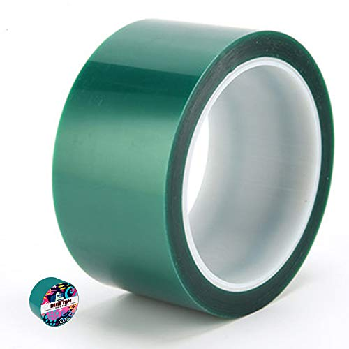 Resin Tape for Epoxy Resin Molding, Tuck Tape, 2 inch Wide 164 Feet Long, Strong Epoxy Tape, Anti Slip and Waterproof, Flexible and Easy Tear Adhesive Tape, No Residue and Non-Reflective