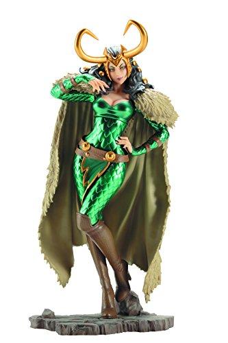 "Marvel Comics MK199 Figur ""Lady Loki Bishoujo"""