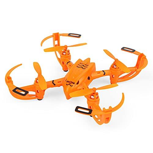 YUMOYA Mini RC Drone Per Principianti Adulti, Indoor Outdoor Quadcopter Aereo Per Ragazzi Ragazze RC Elicottero Assemblaggio Drone Giocattolo Natale Bambino Regalo, Giocattoli per bambini
