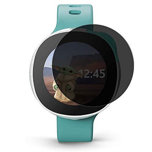 Vaxson Anti Spy Schutzfolie, kompatibel mit Vodafone Neo Smartwatch Smart Watch, Displayschutzfolie Bildschirmschutz Privatsphäre Schützen [nicht Panzerglas]