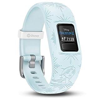 Garmin vivofit Jr.2 Disney Frozen 2 Elsa Fitness Activity Tracker for Kids, Adjustable Band - Pale Blue, One Size, 010-01909-18 (B07YXB336S) | Amazon price tracker / tracking, Amazon price history charts, Amazon price watches, Amazon price drop alerts