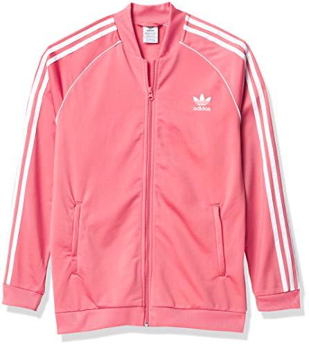 adidas Originals Top de pista SST para niños - rosa - Small