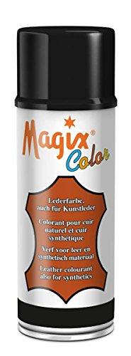 Magix Lederfarbspray/Lederfarbe 180ml SCHWARZ