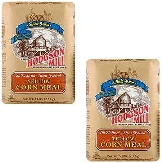 Hodgson Mill Corn Meal Gluten Free Yellow Plain, 5 lb