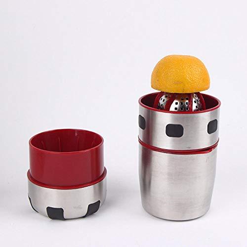 Kleine draagbare Juice Cup Juice Fruit Oranje sap granaatappel Eenvoudige Juice Cup