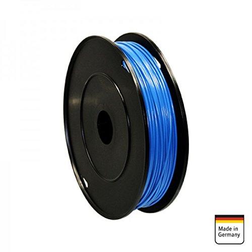 AMPIRE Installationskabel blau 1mm², 120m Rolle, Kupfer