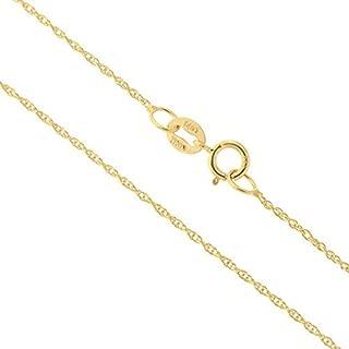 Best 17 karat gold chain Reviews