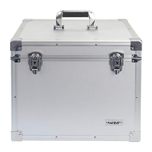 HMF 14802-02 Putzbox, Alu Aufbewahrungsbox, Universalkoffer, 41 x 33 x 36 cm - 4