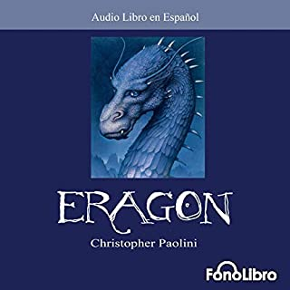 Eragon (en Español) audiobook cover art