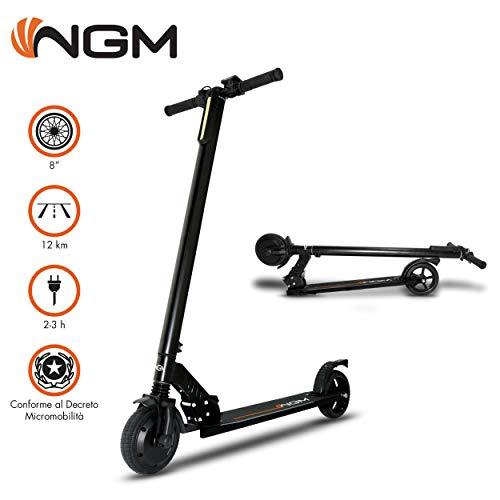 NGM Scooter Elettrico FS80 Black