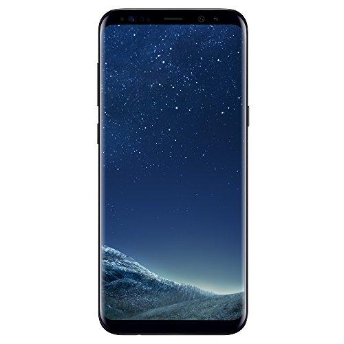 Samsung Galaxy S8+ Smartphone, Midnight Black, 64 GB Espandibili [Versione Italiana]