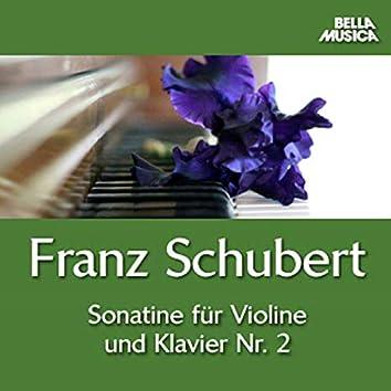 Schubert: Sonatine No. 2 - Trio No. 1