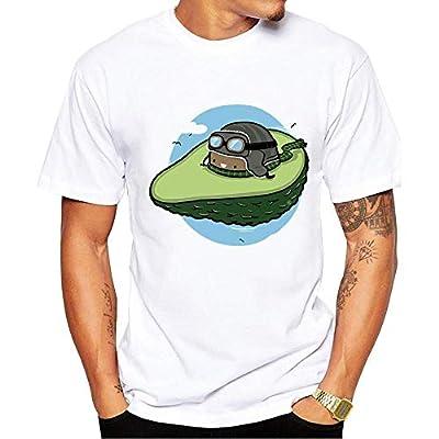 Yizhu Flying Avocado T-Shirt