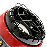 mr buddy portable heater for camping in truck bed