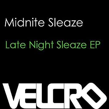 Late Night Sleaze
