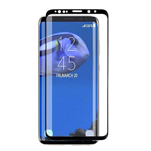 smartect Panzerglas kompatibel mit Samsung Galaxy Gear S3 Frontier/Classic [2 Stück] - Tempered Glass mit 9H Härte - Blasenfreie Schutzfolie - Anti Fingerprint Panzerglasfolie