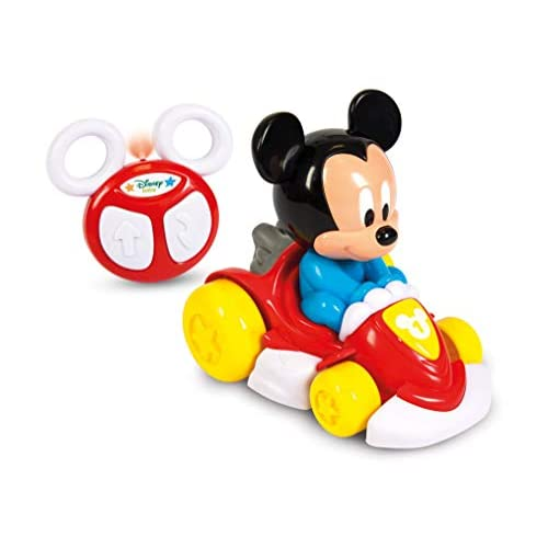 Clementoni - 17232 - Veicolo Radiocomandato Disney Mickey