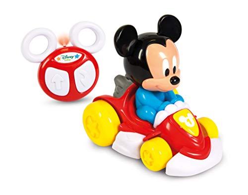 Clementoni - 17232 - Voiture Radiocommandée Baby Mickey - Disney