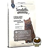 Sanabelle Urinary | Alimento seco para gatos adultos con sistema urinario sensible | 1 x 10 kg