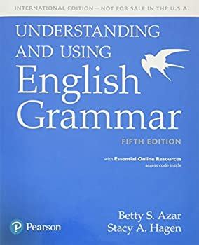 Understanding and Using English Grammar Student book with Essential Online Resources - International Edition