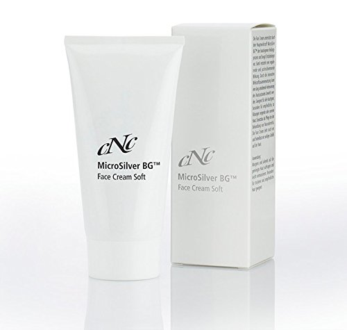 CNC Cosmetic:Micro Silver Gesichtscreme Soft (50 ml)