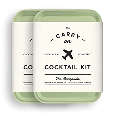 W&P Carry on Cocktail Kit, Margarita, Pack of 2