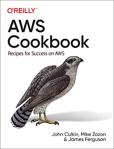 AWS Cookbook: Recipes for Success on AWS Front Cover