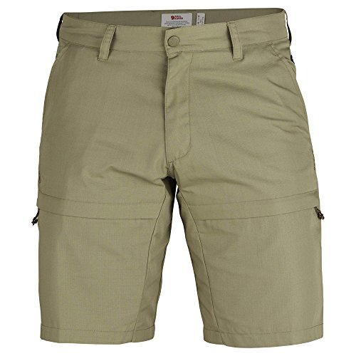 FJÄLLRÄVEN Herren Travellers Shorts, Savanna, 46