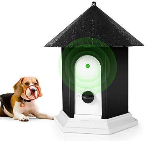 Anti Barking Device, Ultrasonic Anti Barking, Sonic Bark Deterrents, Bark Control Device, Dog Bark Contrl Outdoor Birdhouse